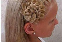 fryzurki dla dziewczynki