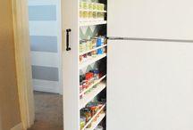 Kitchen ideas  / by Rimma Belkin