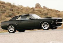 voitue MUSCLE CAR