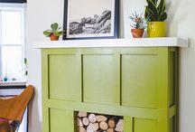 Furniture and home decor / Furniture - home decor - DIY - inspiration