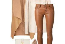 Moda amb pantalons pell