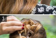DIY Hair !!  / Easy diy hairstyles !