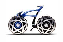 Bicycles by Sacha Lakic Design