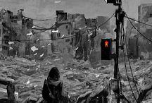 Atikah in Ruins