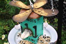reciklacia pre vtáčikov