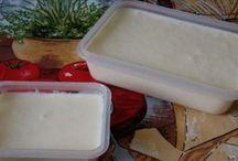 domací syr z tvarohu
