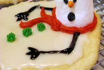 Christmas cookies / Food / by Danielle Malinowski