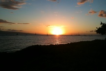 Maui Sunsets  / There is nothing more beautiful than watching the sun set in Maui.