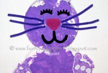 Easter Kid's Crafts & Activities