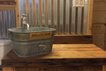 vintage bathrooms