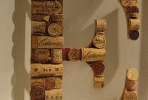 cool wine cork idea!