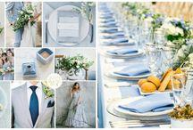 Tendencias en colores bodas 2018