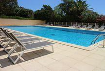 les piscines de Santa Giulia Palace