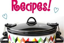 crockpot meals / by Tessa Kaney