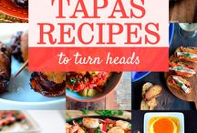 Recipes - tapaz