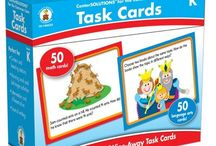 Common Core / Full of Common Core materials for teachers including Common Core Task Cards, Collaborative Cards, and Workbooks for applying the standards