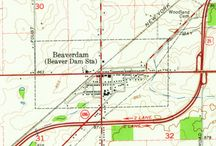 Richland Township, Allen County, Ohio / Maps, photos, documents for Richland Township, Allen County, Ohio - One Place Study. / by Cindy Freed /Genealogy Circle