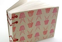 Bookbinding / Beautiful hand bound books