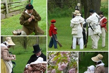 May 25/26/27, 2012 Relive the Talbot Settlement #RTTS1812 / Friday May 25 - Pioneer Life in the Talbot Settlement