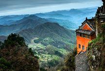 Wudang scenery