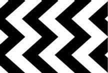 Chevrons / Chevron Cotton Fabric Prints