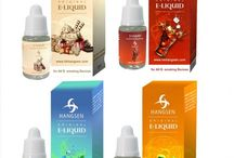 E-liquid - ejuice för el cigaretter