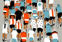 Humans - Cycling/Bicycles