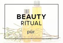 Beauty Ritual / Skincare essentials for all skin types that protect, cleanse, and moisturize for a silky smooth complexion. / by Pür Minerals