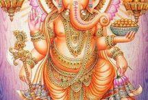 Ganesh / El destrabador de obstáculos