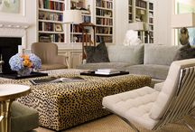 Cowhide Furniture / Gorgeous furniture pieces made with cowhides from cowhidesusa.com