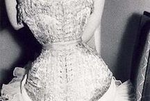Vintage Corsets, Undergarments and Lingerie / by Chentzu Hester