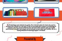Wholesale Printed Bags