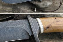 Traditional knives