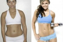 Fitspiration / Images of fit and healthy women to inspire