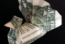 Fold It! / Anything I can fold: Money, Paper, Cloth