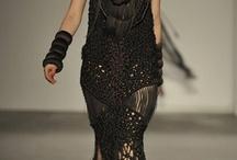 Eleanor Amoroso / Vestuario textil / knots