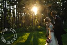 Rustic couples / Outdoor nature inspired wedding portraits