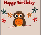 Free Birthday Printables / Free birthday party printables