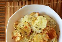 batata/salgadinhos