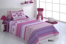 Infantil / Todo para la habitación de los peques de la casa...colchas, fundas nordicas, alfombras, sabanas para cuna, mantitas etc...