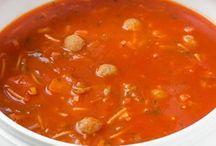 koken tomaten soep