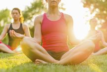 De-Stress / Ways to release, relax, and renew.
