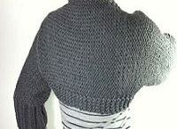 Lavoro a maglia con il Telaio