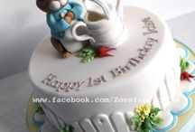 Peter Rabbit Cake ideas