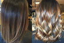 Straight vs curls