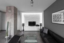Luxuriöse High-End Wohnung Transformation Hosten Ikonischen Möbel Von ArhitekturaBudjevac