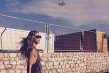 Moda reciclaje....Ibiza