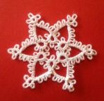 Snowflakes / Tatting