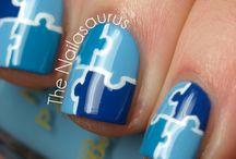 Nails / Nail design inspiration & nail polish swatches