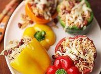 Veggie Based Meals / by Alex Scruggs